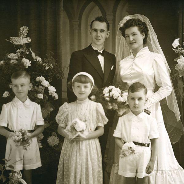 Mariage de Jacqueline Leboutte et Denis Mafa