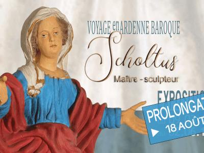 Voyage en Ardenne baroque : Scholtus maître-menuisier